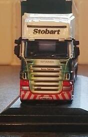 Eddie Stobart Model truck