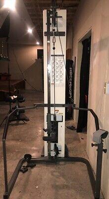 RDX Triceps Corde Simple Pression Déroulant Station De Musculation Culturisme FR