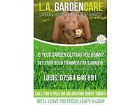 For all your garden maintenance needs and more, friendly service and good rates. Halifax area