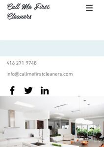 OFFICE/ CONDO/ HOUSE CLEANING AVAILABLE! ! !