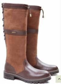 Highest Quality Dubarry Leather Boots 6