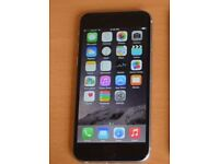 iPhone 6 space grey 16gb unlocked