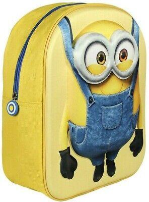 ucksack - Tasche / Für Kindergarten, Ausflug oder Schule NEU (Minion Tasche)