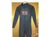 WET SUIT MALE REALM HYDRA XS SIZE MEN MEN'S MAN MAN'S