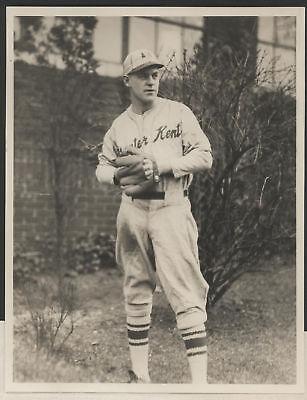 1928 Orig 1St Gen Press Photo   Johnny Lyons  Athletics