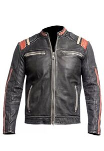 Biker Jackets, Leather Jackets, Distressed Leather Jackets