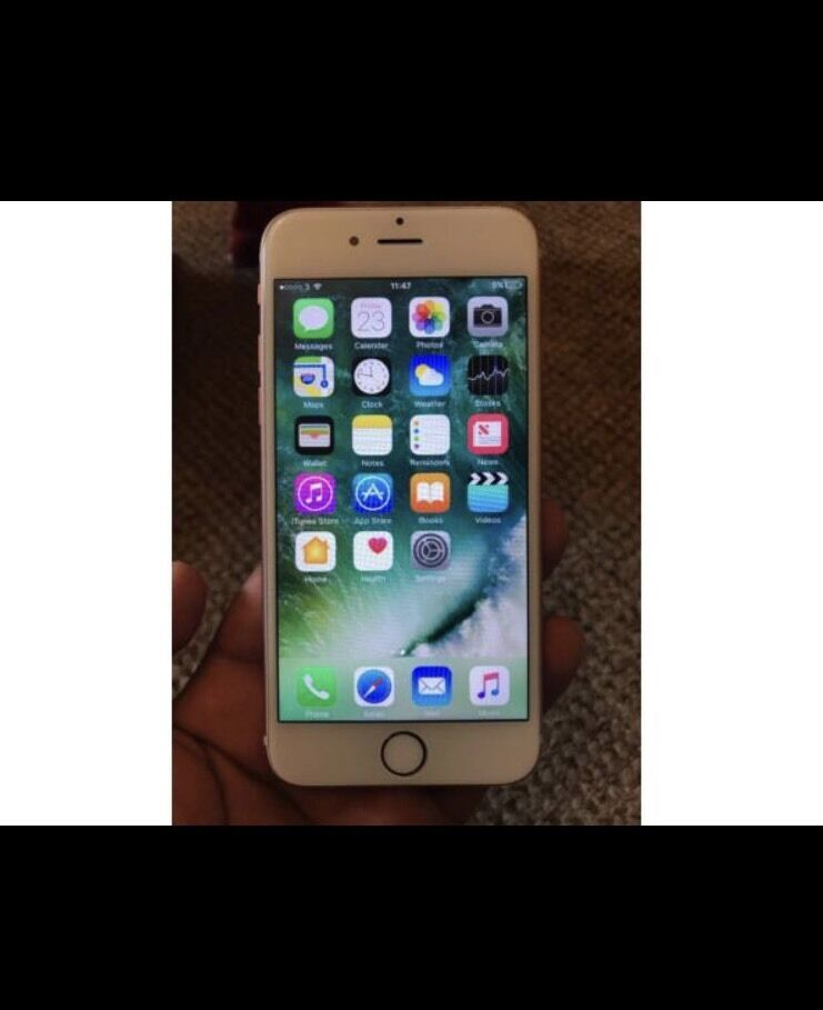 iPhone 6s rose gold 64gb sim freein Stoke on Trent, StaffordshireGumtree - iPhone 6s rose gold 64gb sim free Here I have a fully working 6s rose gold 64gb simFree little marks on back nothing major £260 bargain