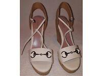 Like new GUCCI Women's heels size UK7.5