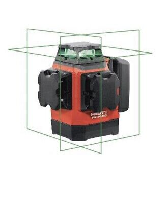 Pm 30-mg 131 Ft. Multi-green Line Laser Level With Magnetic Bracket