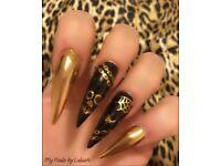 🖤🎃 Halloween nails 🎃🖤