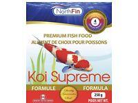 NorthFin Premium Fish Food - Koi Formula