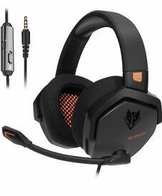 Brand new-gaming headset