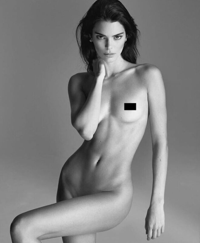 Kendall Jenner - Nude !!!!!!