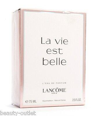LA VIE EST BELLE EDP 75ml Eau de Parfum NEUF BLISTER & 100% Authentique Femme