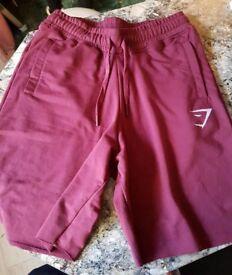 New Gym Shark Shorts (Large)