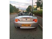 BMW Z4 2.0 i SE Roadster Convertible Heated Leathers, Disc Aux MOT (TT, Porsche, MX5, SLK)