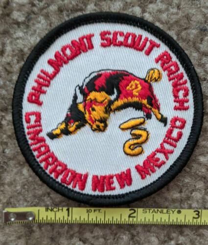 Philmont Scout Ranch 1970