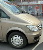 Mercedes Viano W639 3.0 CDI Test
