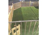 Artificial Grass Offcut - Discounted Price