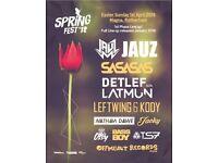 SpringFest18 @Magna - Que Jump Ticket