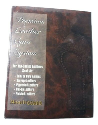 Miracle Guard Premium Leather System For Top Coated Leather