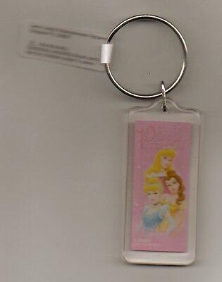 Princess Belle Merchandise (DISNEY MERCHANDISE NEW KEYCHAIN FEATURING PRINCESSES CINDERELLA, AURORA &)