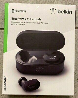 Belkin Soundform Auriculares True Wireless