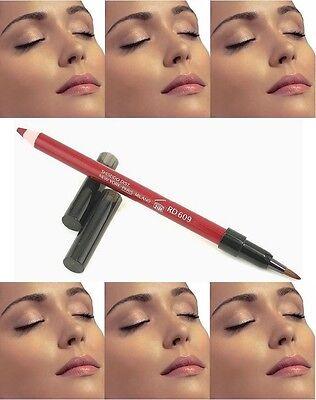 Smoothing Lip Pencil (Shiseido Smoothing Lip Pencil - RD609 Chianti 1.2g/0.04oz brand new )