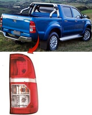 Toyota Hilux 2012-2016 Rear Light Lamp Driver Side No Fog Lamp New High Quality