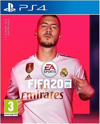 FIFA 20 PS4 - PLAYSTATION 4 - STANDARD EDITION - ITALIANO - OFFERTA