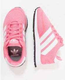 Infant Adidas trainers size 5.5