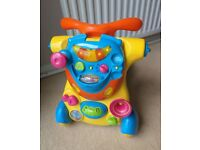 Bruin play and ride baby walker