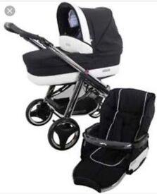Bebecar combination travel system