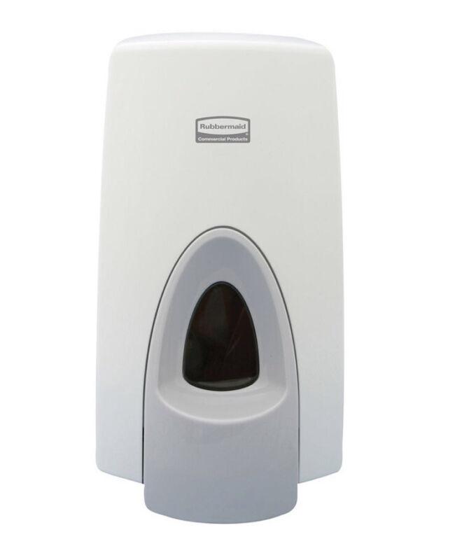 Rubbermaid FG450017 White Wall Mount Foam Dispenser 800ml 450017