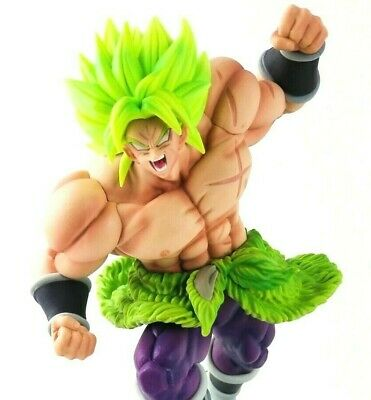 Super Saiyan Broly Full Power Z-Battle Official Bandai Dragon Ball Super Figure