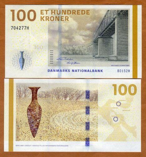 Denmark, 100 Kroner, 2009 (2015), P-66, UNC