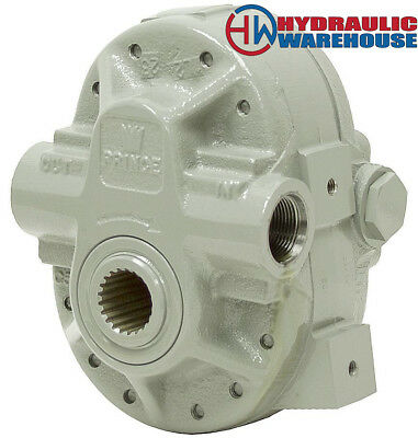 Prince Manufacturing Hydraulic Tractor Pto Pump Hc-pto-3ac 23gpm 1000rpm New