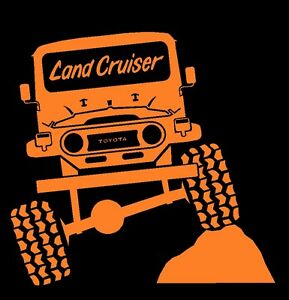 Fj Cruiser Sticker >> FJ-40-Land-Cruiser-Off-Road-Car-Decal-Sticker-Personalized