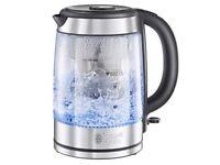 Russell Hobbs 20760-10 Brita Purity Glass Kettle