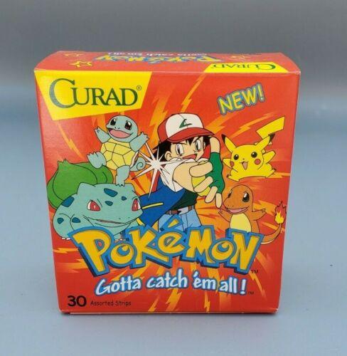 Vintage 2000 Curad Pokemon Bandages