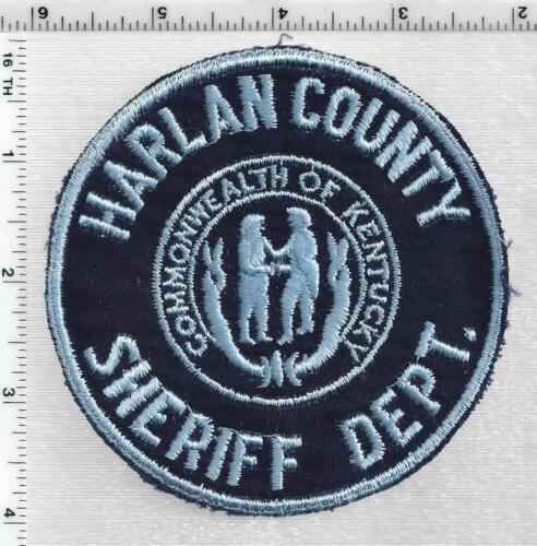 Harden County Sheriff