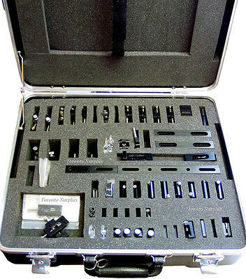 Optosigma 155-2020 Optical Accessory Kit Stages Rails Goniometers Newport Stage