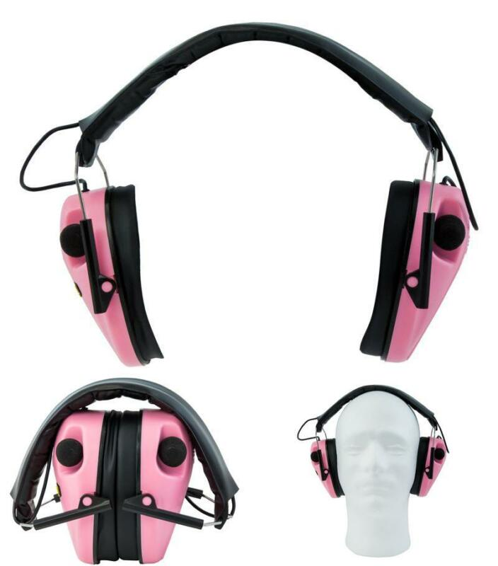 Caldwell E-Max Low Profile Electronic 23 NRR Hearing Protect