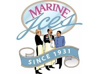 Marine Ices Cafe / Gelato Bar / Shop Part Time Staff