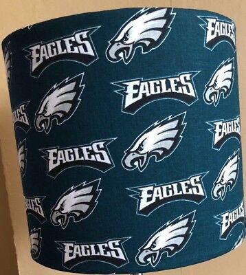 NFL Philadelphia Eagles homemade lamp shade & lamp ()