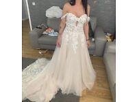 Morilee, Madeline Gardner Wedding dress