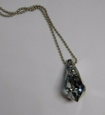 Swarovski Crystal Comet Argent Light CAL 28mm Teardrop Suncatcher/ Prism; -