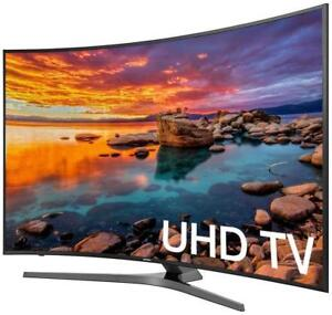"""SAMSUNG 49"""" LED 4K HDR CURVED SMART UHDTV 7600 SERIES *NEW IN BOX*"""