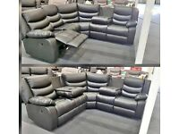 🐬🐬CLEARANCE STOCK MUST GO🐬🐬BRAND NEW RECLINER SOFA🐬🐬AVAILABLE NOE IN STOCK🐬🐬