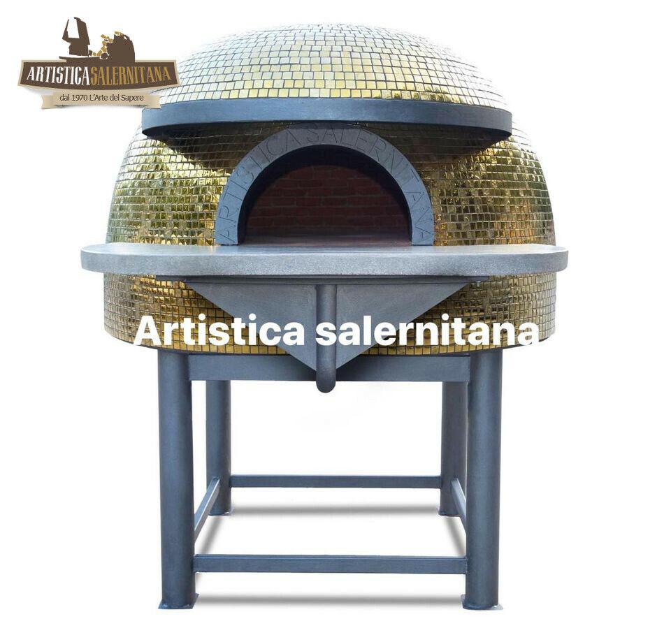 Forno a legna Napoletano per pizzeria